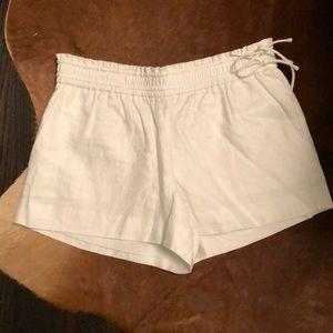 Linen JCrew Shorts (NWT)